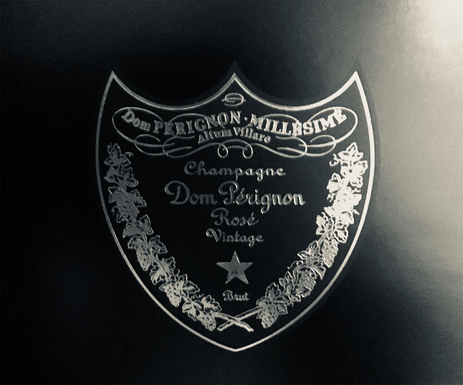 Investering i Dom Pérignon champagne