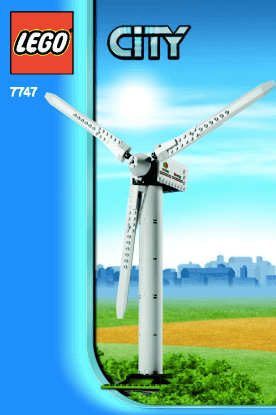 LEGO City Vestas Wind Turbine (4999)