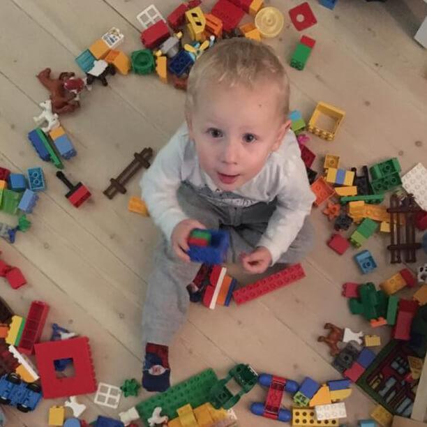 Strategi og mål for min søns børneopsparing