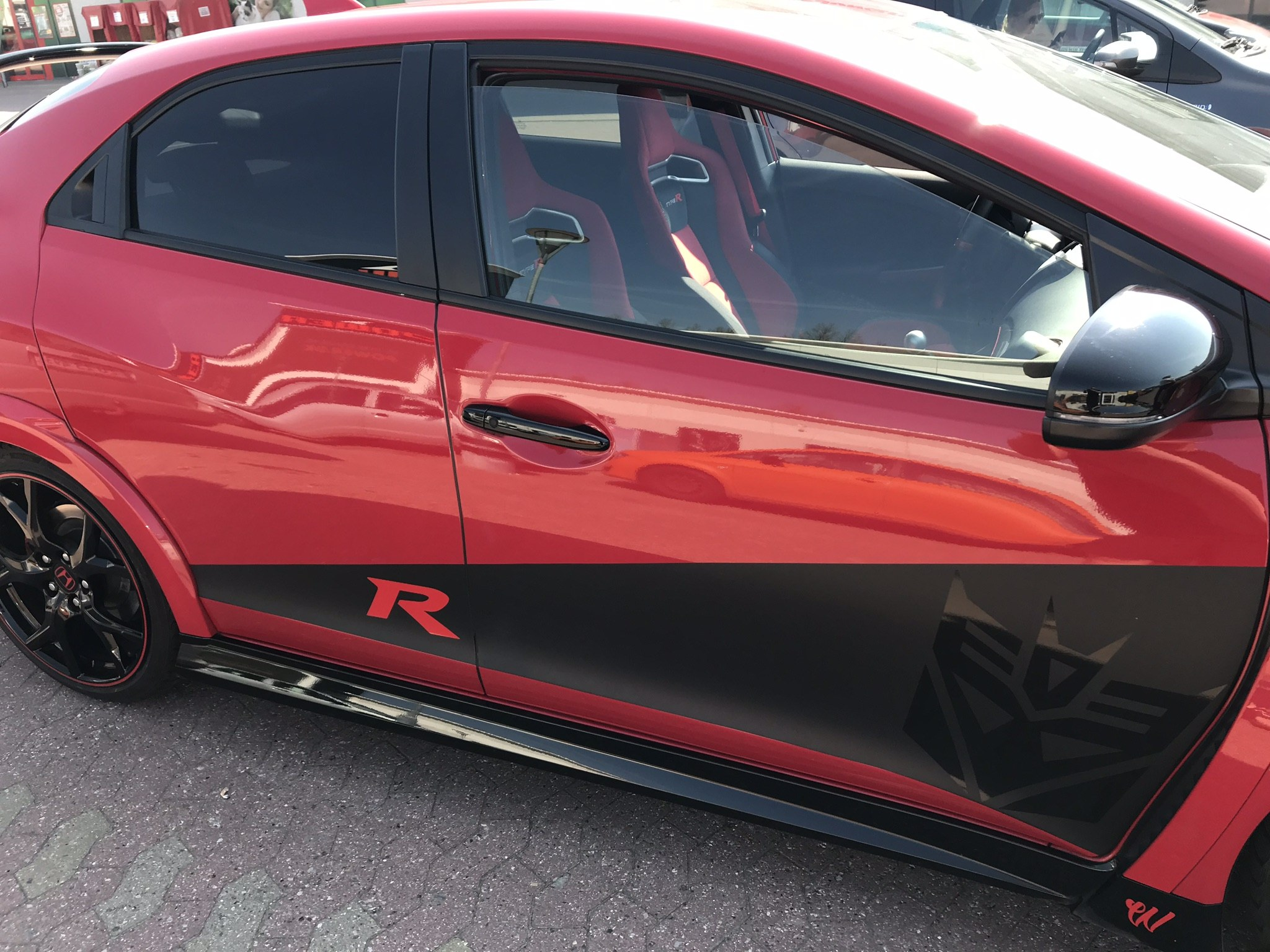 Civic Type R siden